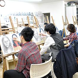 ヘアーデザイン_絵コンテ画養成講座