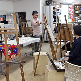 鍋島正一のイタリアルネッサンス技法入門 ー古典の名画を模写しようー