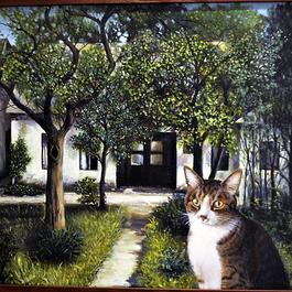 [新設] イタリアルネッサンス絵画技法講座 第2,4 木曜午前午後 講師 鍋島正一