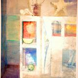 油絵画 蝦名協子の大人のアトリエ月曜クラス