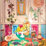 油絵画 加藤幸太郎 作 蝦名協子の大人のアトリエ月曜クラス