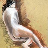 3月のクロッキー会開催*裸婦ヌード*19日 イメージ