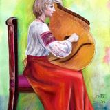 10月の人物スケッチ会は9月30日午前のカテリーナを描く会に変更 イメージ