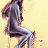 21日:クロッキー会開催します*裸婦ヌード イメージ