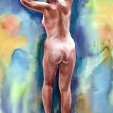 2月3日:人物スケッチ会#裸婦ヌード*初開催 イメージ