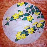 日本画_板絵 松谷日本画教室
